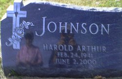 Harold Arthur Johnson