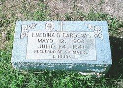 Enedina <i>Garza</i> Cardenas