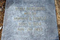 Dora <i>Dahlberg</i> Staples