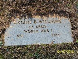 Archie B. Williams