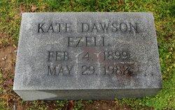 Katherine <i>Dawson</i> Ezell
