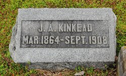 John A Kinkead