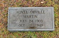 Auvel Orville Martin