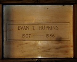 Evan Thomas Hopkins