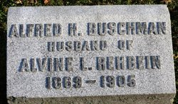 Alfred H Buschman