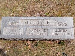 Martha <i>Rittenhouse</i> Miller