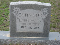 Luther Weldon Chitwood