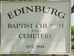 Edinburg Baptist Church Cemetery