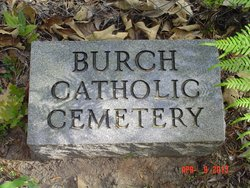 Burch Catholic Cemetery