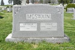 Arthur McSwain