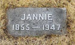 Jannie E. Buchanan