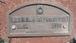 Hiram Baldwin Rose