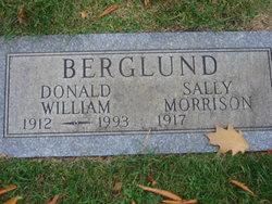 Sally Anna <i>Morrison</i> Berglund