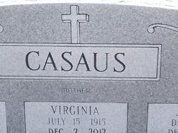 Virginia <i>Trujillo</i> Casaus