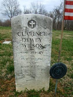 Clarence Dewey Wilson