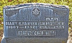 Mary B <i>Parker</i> Berkeley