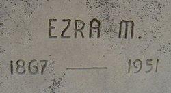 Ezra M Cox