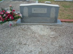 Mary Annie <i>Arthur</i> Reeves