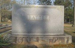 Dr John Thomas Johnson Battle