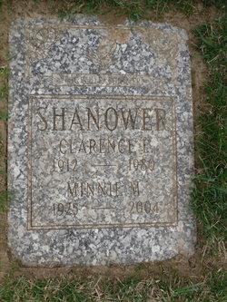 Clarence E Shanower