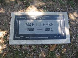Mae Lilly <i>Scott</i> Lemke