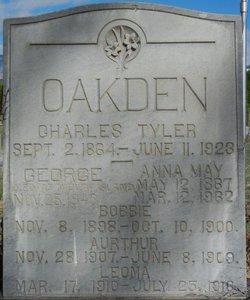 Charles Tyler Oakden