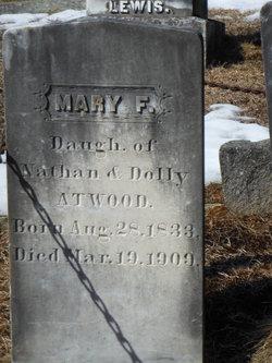 Mary F. Atwood