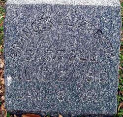 Frances Elizabeth Carroll