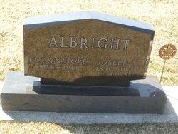 Evelyn Hope <i>Mitten</i> Albright
