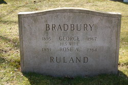 George C Bradbury