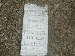 Samuel B Plummer