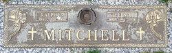 Ralph Burley Mitchell