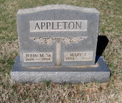Mary E. Appleton