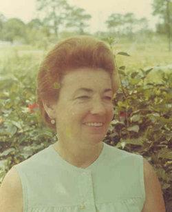 Elizabeth Mary <i>Keenan</i> O'Halloran