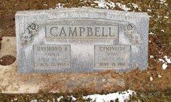Clara Genevieve Jenny <i>Price</i> Campbell