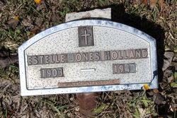 Estelle <i>Jones</i> Holland