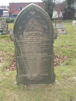 Henry Bishton