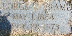 George Clayton Frame