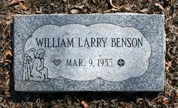 William Larry Benson