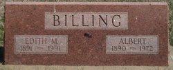 Albert Billing