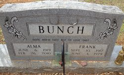 Alma Bunch