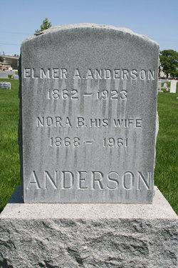 Nora B <i>Smith</i> Anderson