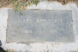 Mary E Applegate