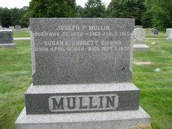 Joseph P Mullin