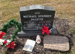 Michael Stephen Palette