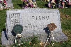 PFC Ralph E Ralphie Piano, Jr