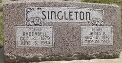James A Singleton