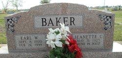 Jeanette C. <i>Chapman</i> Baker