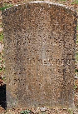 Nancy Isabell <i>Coffman</i> Damewood