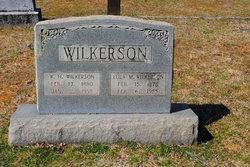 Lula M. <i>Allison</i> Wilkerson